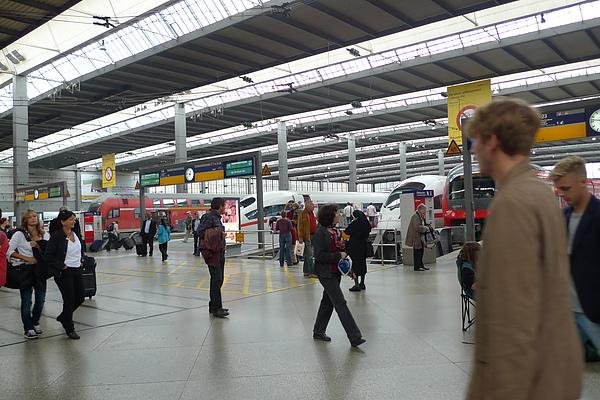 慕尼黑火車站