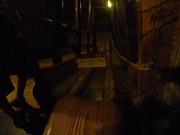 礦坑溜滑梯