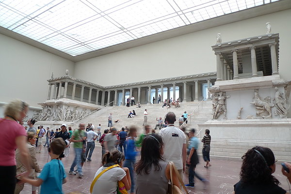 Pagamon Museum內
