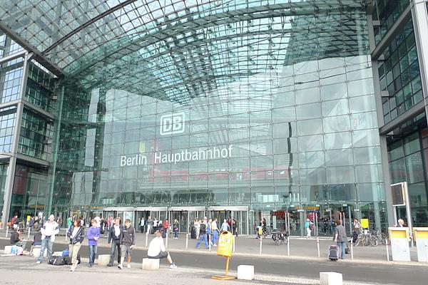 柏林新總站