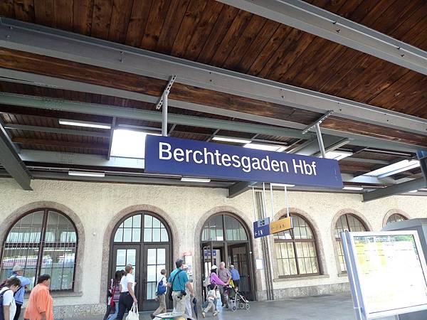 Berchtesgaden到囉