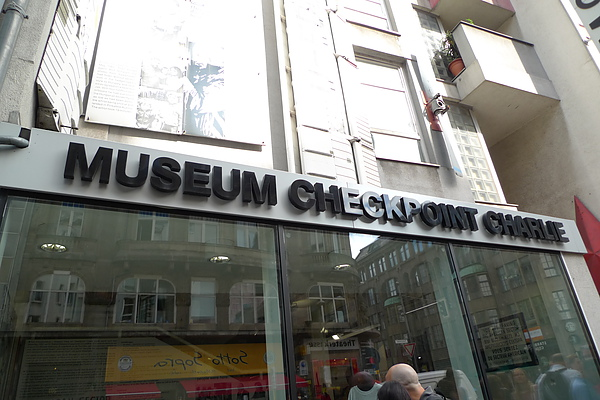 Museum Checkpoint Charlie
