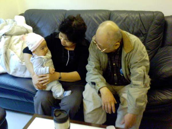 爺爺奶奶&小傑
