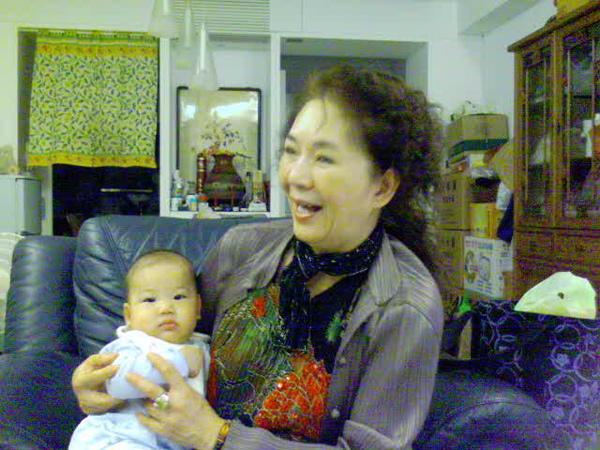 碧昭姨婆跟小傑