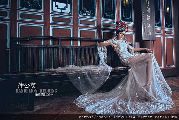 攝影風格婚紗創作