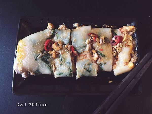 香Q鮪魚沙拉起司蛋餅