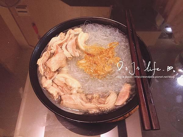 經典傳統小吃-鵝肉冬粉
