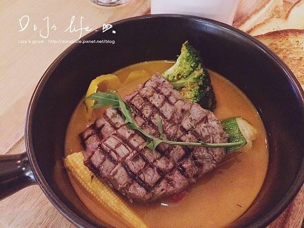 來蘭蔬菜紐約客牛排 NT.260