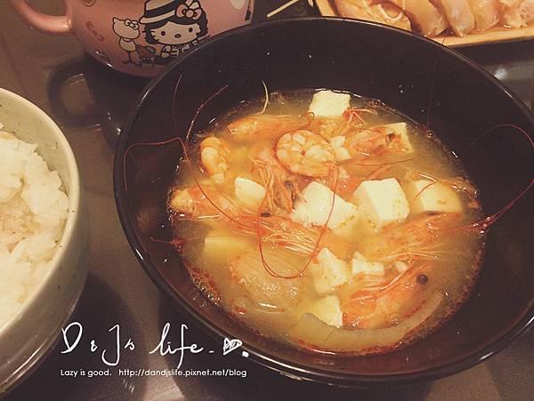 經典日式蝦頭味噌湯