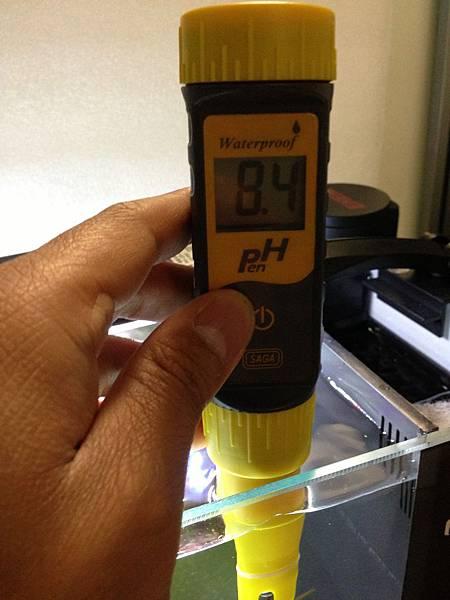測量PH值