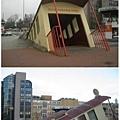 德國法蘭克福地鐵站