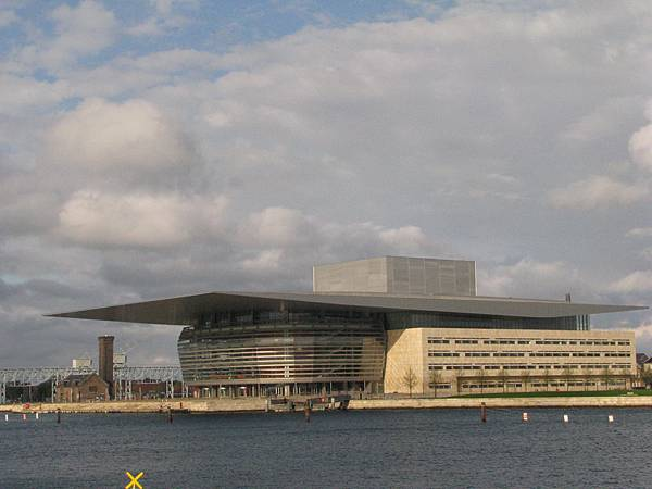哥本哈根新歌劇院