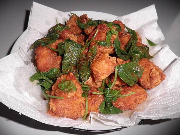 自制鹽酥雞