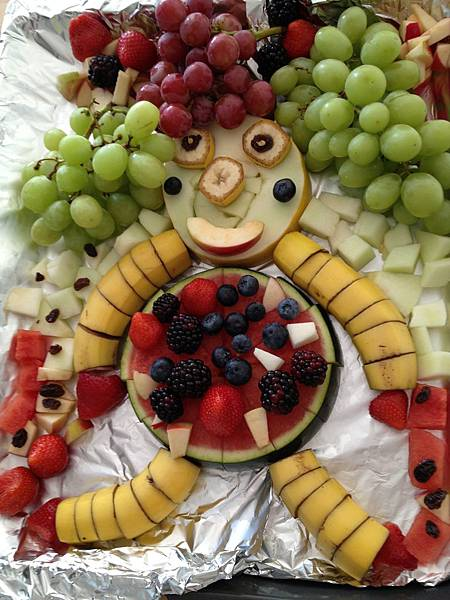 創意水果蛋糕