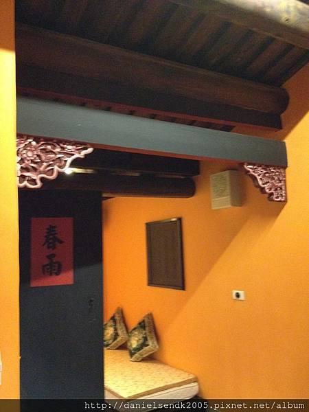 傳統閩式建築民宿