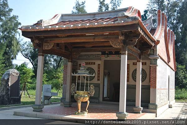 古寧頭戰史館附近萬聖祠