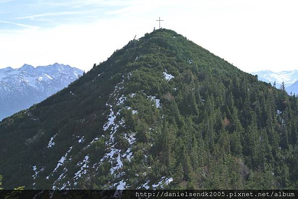 The high peak