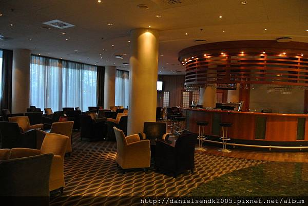 Bar in the Hotel