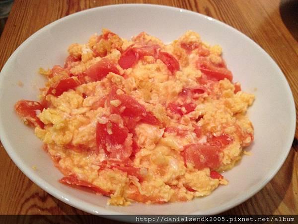 平民美食-番茄炒蛋