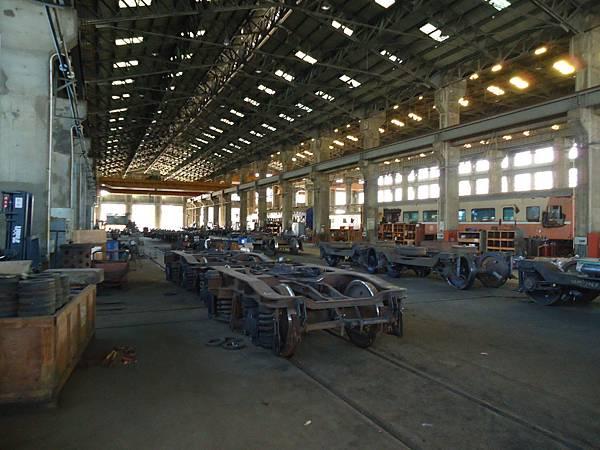 轉向架工場