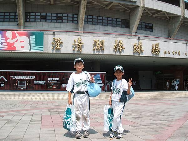 2009La Naw棒球營
