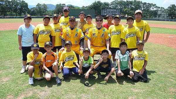 2010兄弟象棒球營