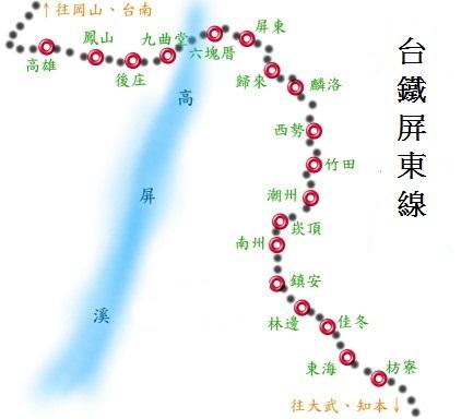 台鐵屏東線
