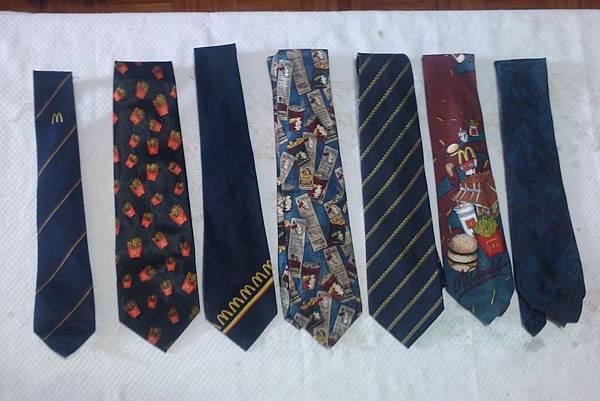 管理組制服領帶