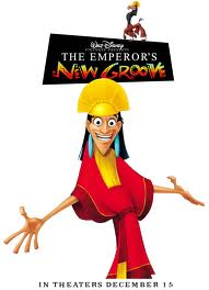 [Animation] 002 The Emperor's New Groove