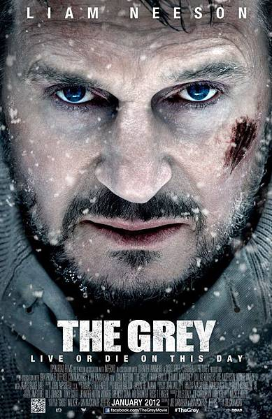 The Grey Film Poster