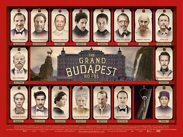007 The Grand Budapest Hotel