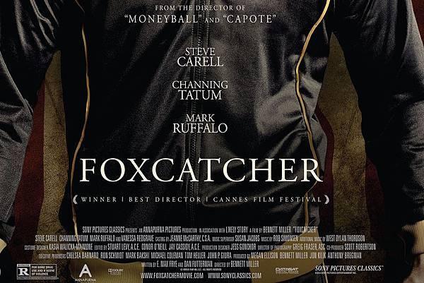 036 Foxcatcher
