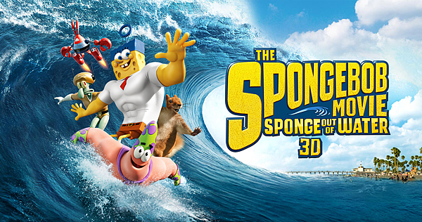 The SpongeBob SquarePants Movie  Sponge Out of Water