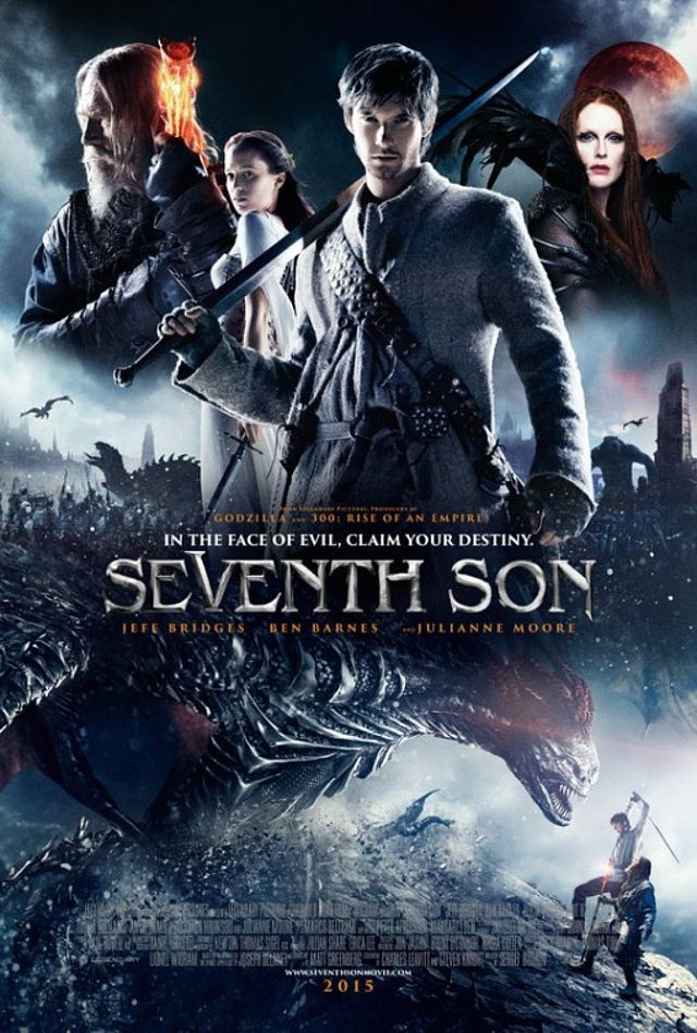 The Seventh Son poster