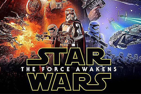 22 Star Wars  The Force Awakens