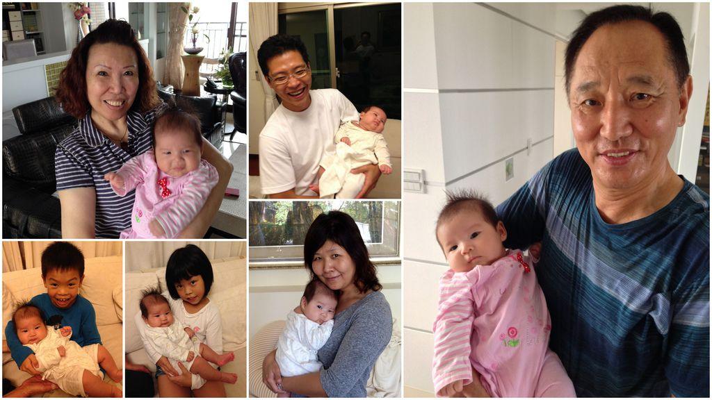 CC成長小記 --【2M】開始白天在C奶奶家的生活