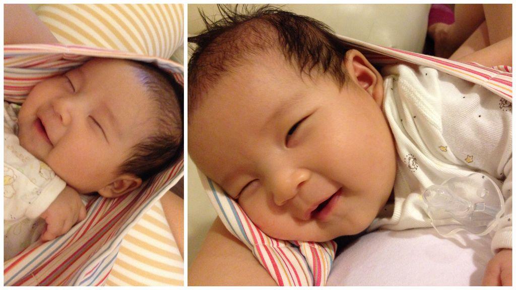 CC成長小記 --【2M】開始白天在C奶奶家的生活-001