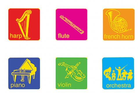 14音樂方塊