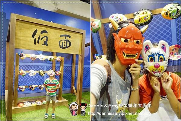 櫻桃小丸子學園祭-25週年特展 (12)