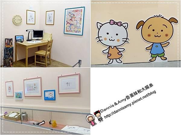 櫻桃小丸子學園祭-25週年特展 (15)