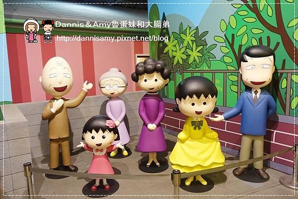 櫻桃小丸子學園祭-25週年特展 (30)