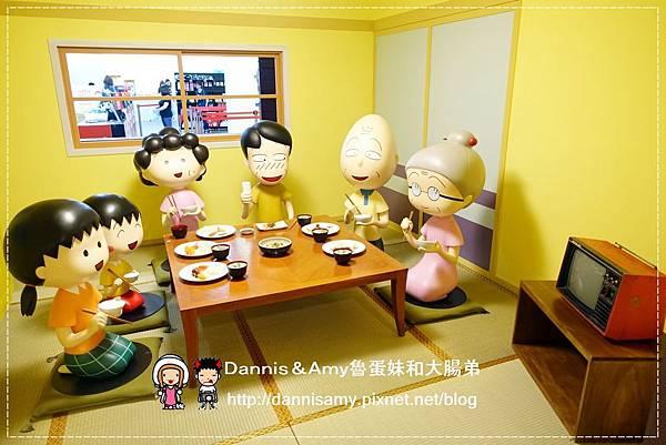 櫻桃小丸子學園祭-25週年特展 (32)