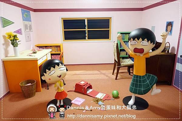 櫻桃小丸子學園祭-25週年特展 (34)