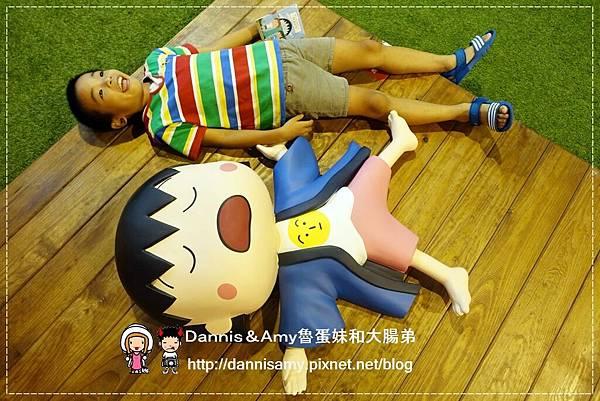 櫻桃小丸子學園祭-25週年特展 (41)