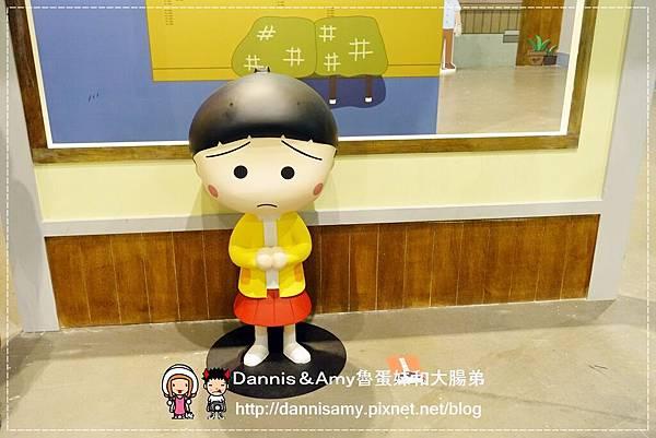 櫻桃小丸子學園祭-25週年特展 (42)