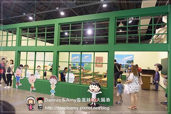 櫻桃小丸子學園祭-25週年特展 (45)