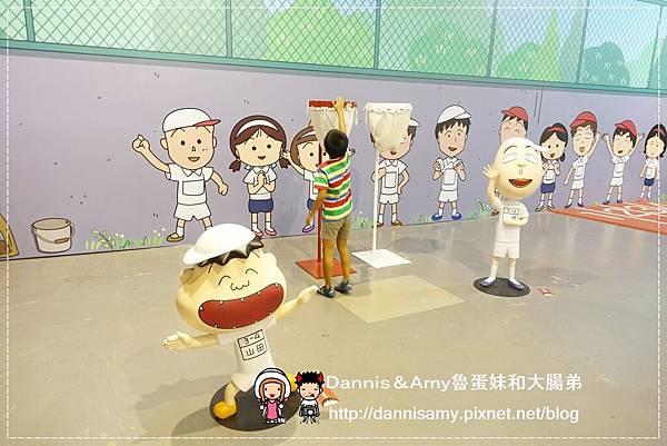 櫻桃小丸子學園祭-25週年特展 (52)