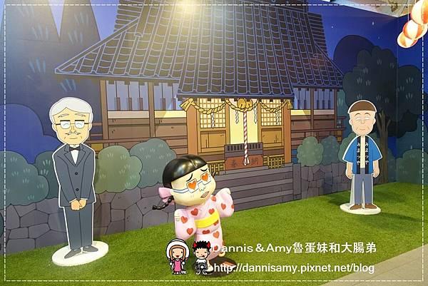 櫻桃小丸子學園祭-25週年特展 (59)