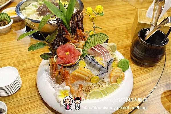 竹北川筵活蟹海鮮餐廳 (18)