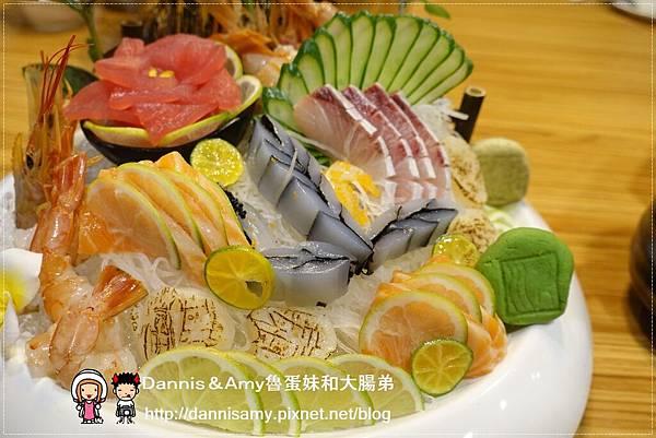 竹北川筵活蟹海鮮餐廳 (19)